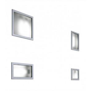 Luminaire Luceplan moderne métallique