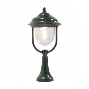 Luminaire Konstsmide classique vert