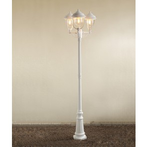 Parma, hauteur 218 cm, blanc