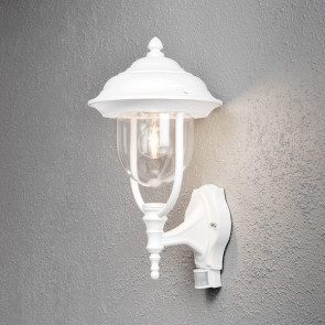 Luminaire Konstsmide moderne transparent|blanche