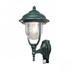 Luminaire Konstsmide moderne vert|transparent