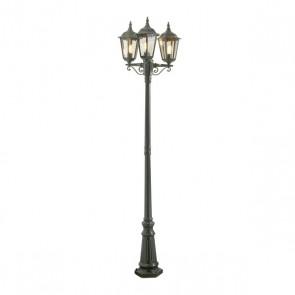 Firenze, 3-lampes, hauteur 220 cm, vert