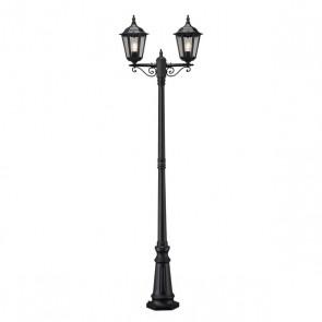 Firenze, 2-lampes, hauteur 220 cm, noir