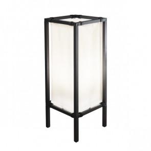 Luminaire Konstsmide asiatique noire|blanche