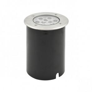 Luminaire Konstsmide moderne gris|transparent