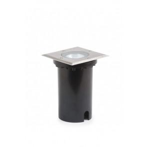 Luminaire Konstsmide moderne métallique|transparent