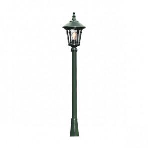 Luminaire Konstsmide maison decampagne vert