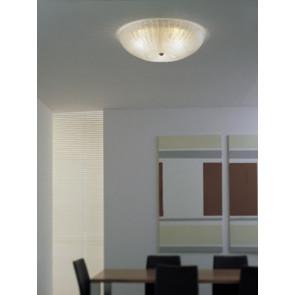 Luminaire Vistosi moderne or|transparent