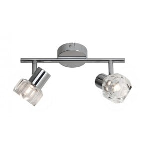 Luminaire Brilliant moderne chrome