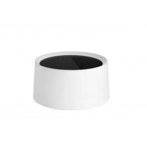 Luminaire Estiluz moderne noire|transparent