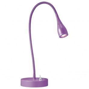 Mento, longueur 39 cm, violet