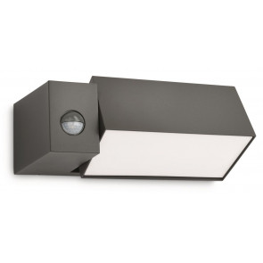Luminaire Philips moderne anthracite noire