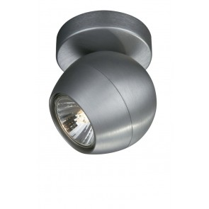 Planet, 1-lampe, couleur aluminium
