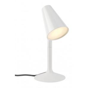 Piculet, hauteur 34,3 cm, blanc