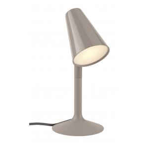 Luminaire Lirio moderne marron