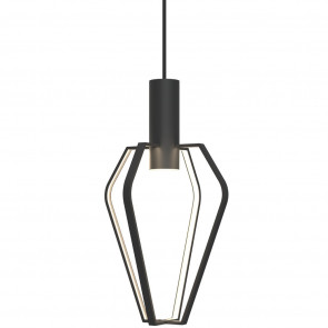 Luminaire design for the people by Nordlux futuriste noire