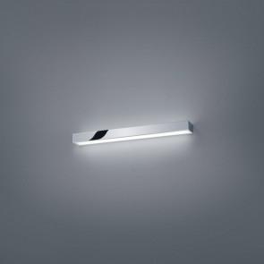 Luminaire Helestra moderne chrome