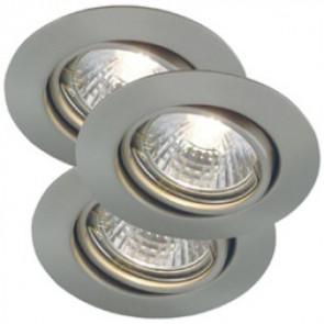 Luminaire Nordlux moderne gris|métallique